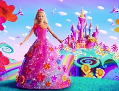 Imagenes para colorear de barbie