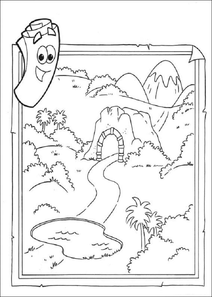 Image Result For Map Dora