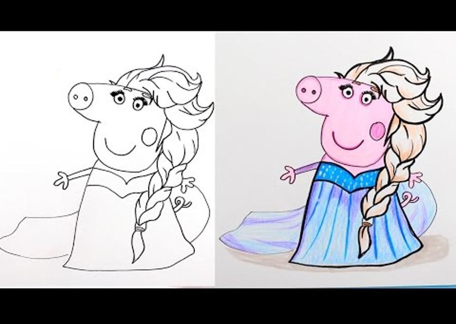 💠Frozen dibujos para colorear - Dibujos para colorear