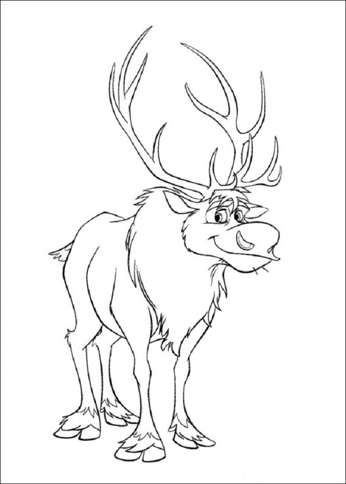 Sven el-reino-del-hielo