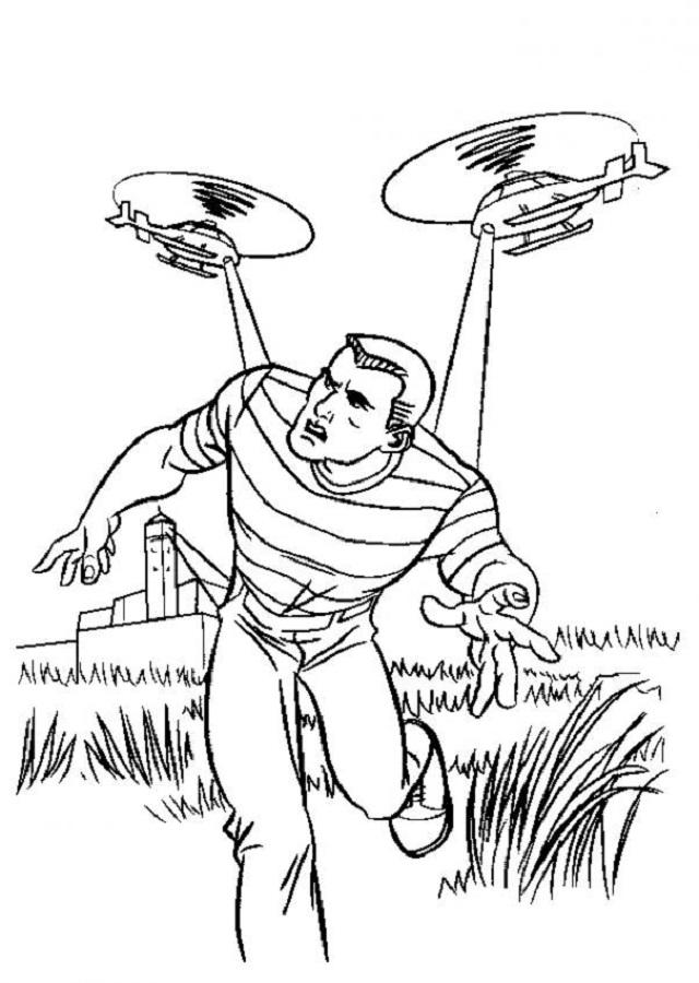 Bombardeado con una enorme dosis de radiación de un reactor experimental, William Baker, un secuaz irrelevante de la mafia, descubrió que podía transformarse en una forma arenosa moldeable y manipulable a su antojo. Ansioso por usar dichos poderes para mejorar su posición en la vida, ¡Baker se embarcó en una serie de intrépidos atracos bajo el seudónimo de Hombre de Arena!