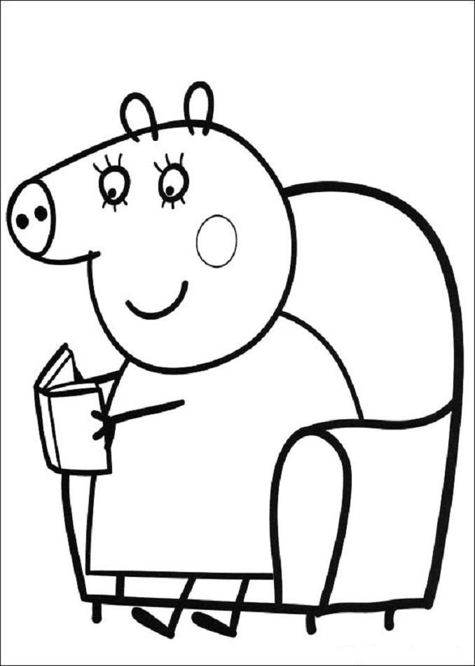 Mickey Et Donald further George Pig E O Dinossauro in addition Dibujos De Carnaval Para Colorear moreover Vaciones En Familia Dibujos Para Pintar further Cocodrilo Atacando. on imagenes peppa pig