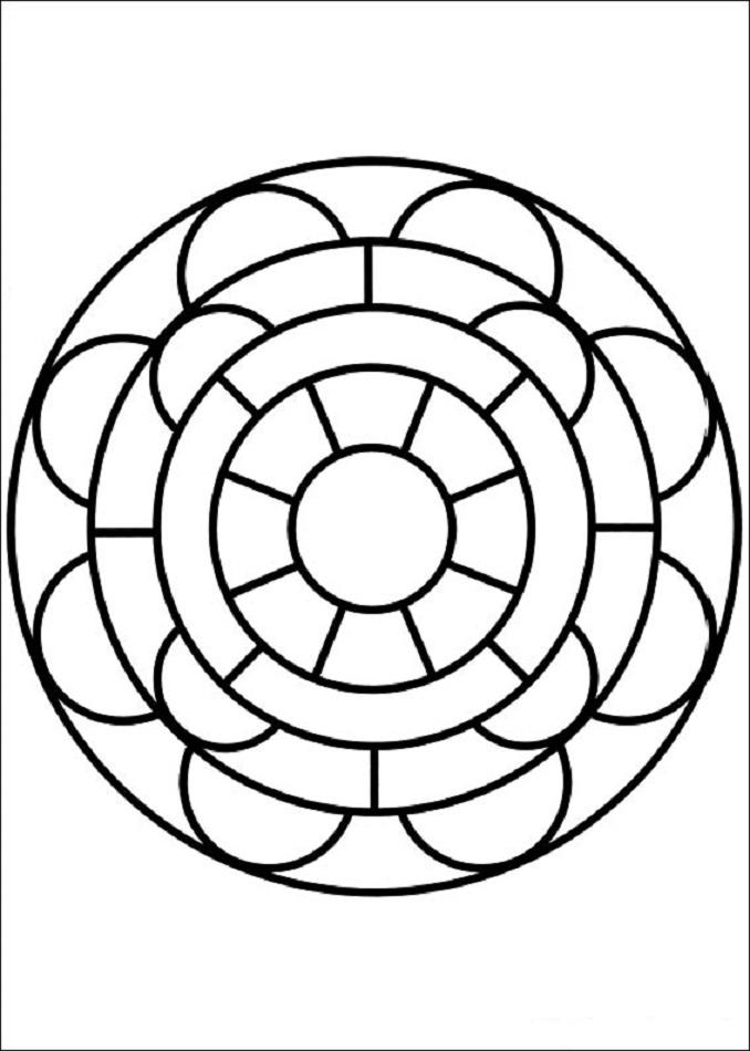 mandala-circunferencias