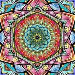 Mandalas zum Malen
