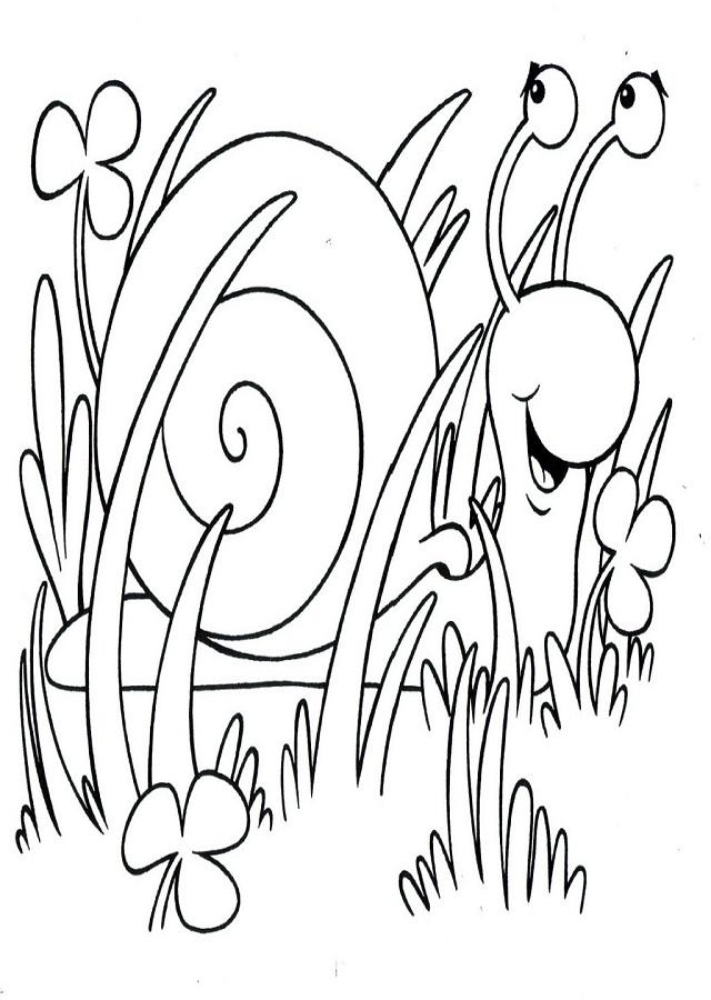 💠Primavera - Dibujos para colorear