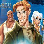 Dibujos de Atlantis