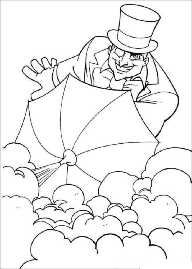 Dorable Páginas Para Colorear Pingüino Imagen - Dibujos Para ...