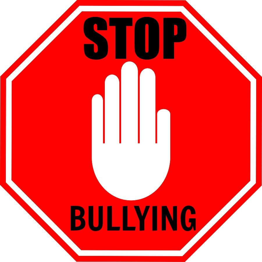 stopbullyingsign - Dibujos para colorear
