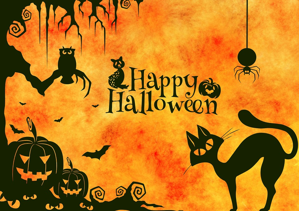 Halloween Dibujos Para Colorear Halloween