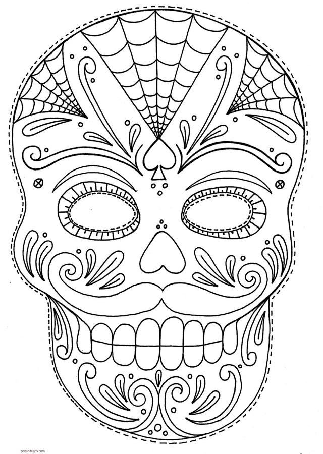 Halloween Dibujosparacolorear Eu Halloween