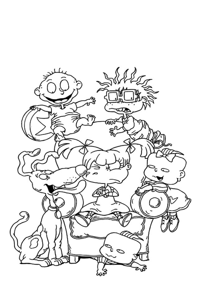 niños-rugrats
