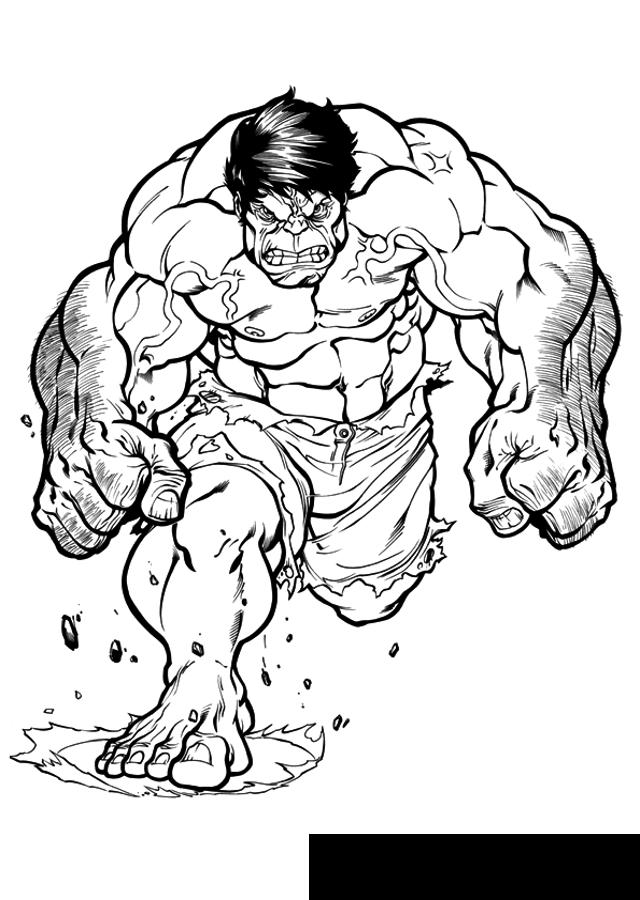 hulk-corriendo-para-colorear
