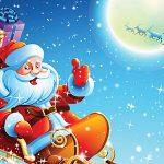 Dibujos de Papa Noel