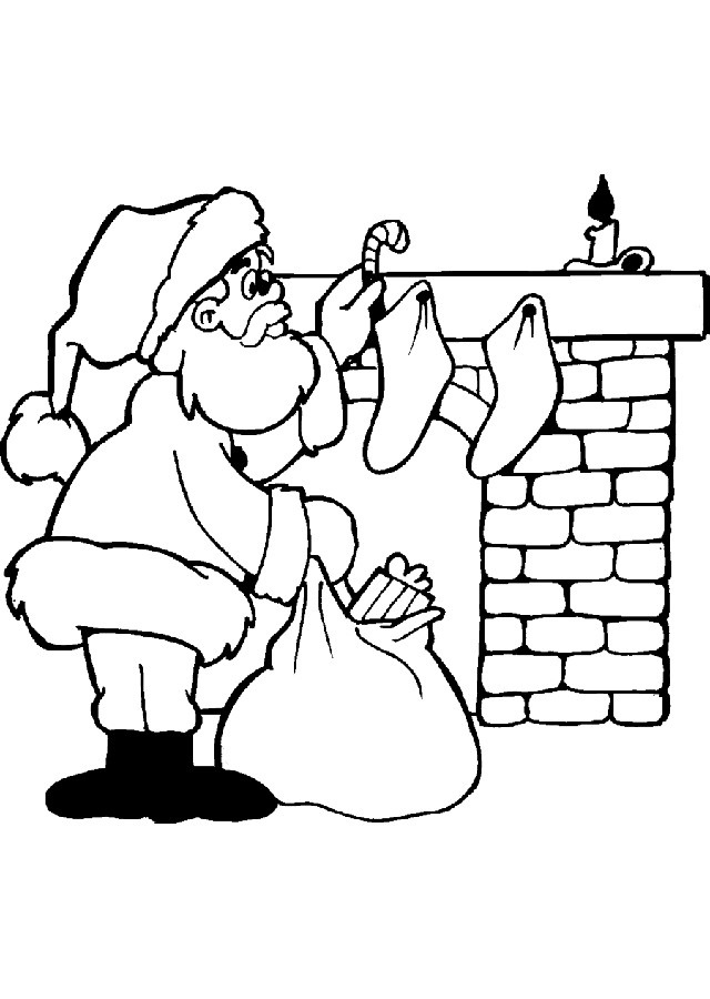 Imprimir Navidad Y De Gratis Colorear Dibujos Para Htdrsq