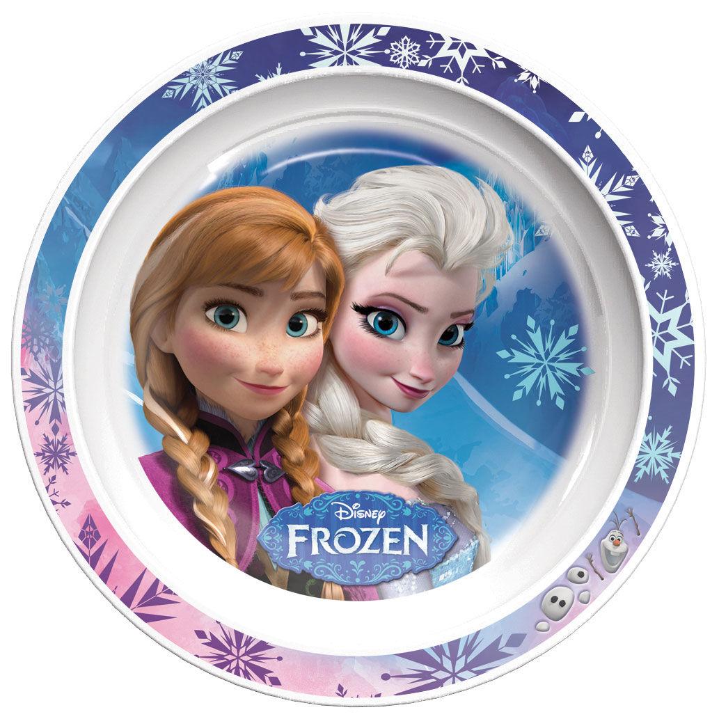 ✅Comprar Plato llano Frozen Disney - Dibujos para colorear