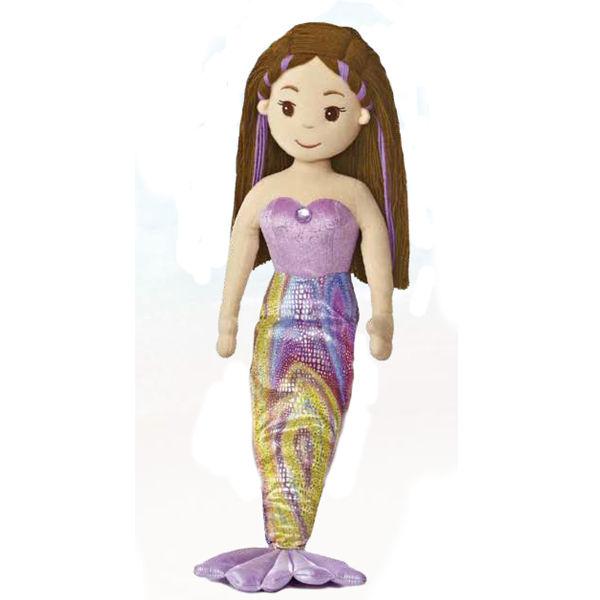 ✅Comprar Peluche Sirena Pearl Sea Sparkles 68,5cm - Dibujos para ...