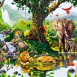 Zeichnungen von Tieren zu malen