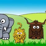 Dibujos para colorear de animales para niños