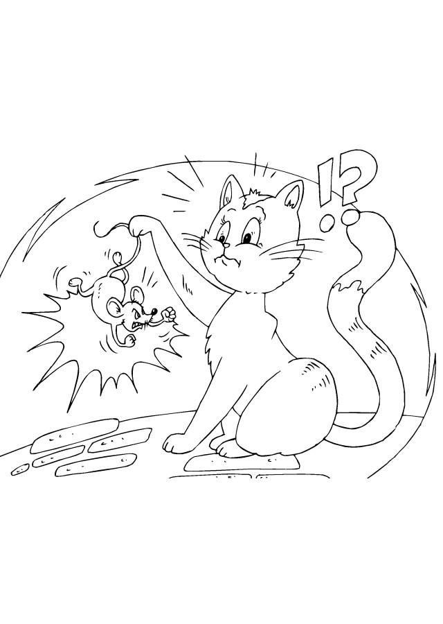 ▷Dibujos de Animales para colorear - Dibujos para colorear