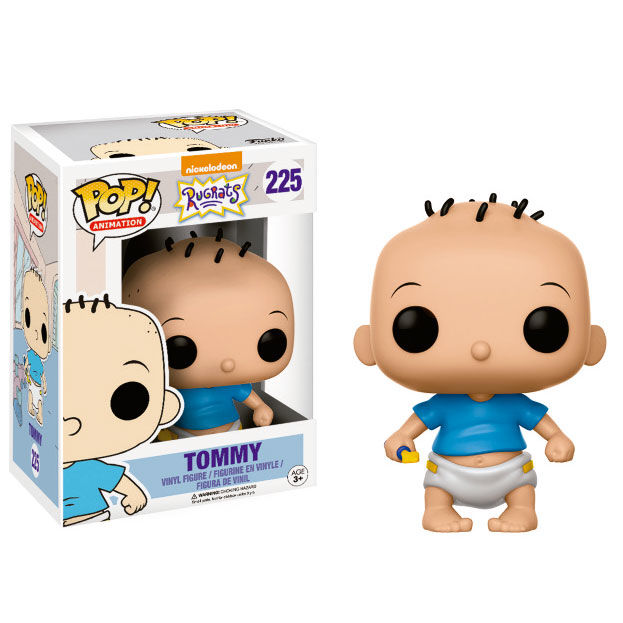 ✅Comprar Figura POP Nickelodeon 90\'s Rugrats Tommy Pickles ...