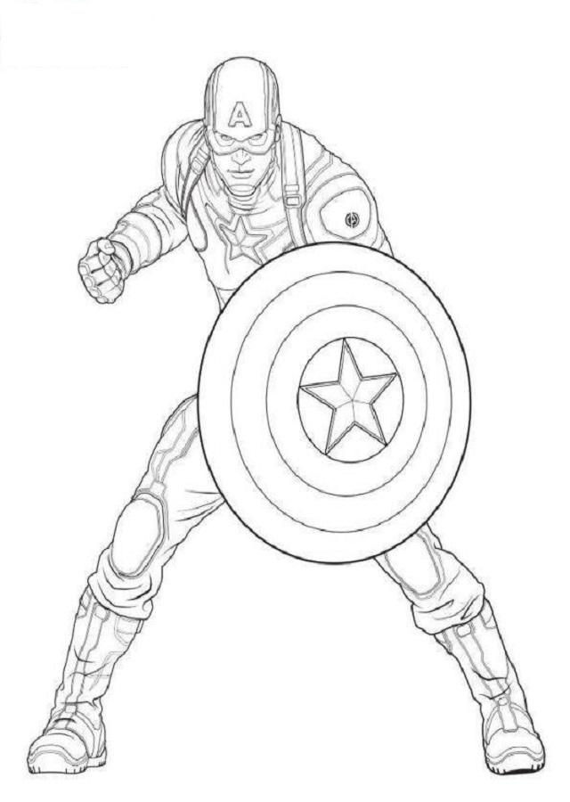 Durante la Segunda Guerra Mundial, el patriota Steve Rogers aceptó un puesto en la operación militar de mayor nivel: Renacimiento. Tras recibir la inyección de un supersuero experimental, Rogers terminó el tratamiento con resistencia, fuerza y tiempo de reacción mejorados. Tras un arduo entrenamiento y ayudado por un escudo de Vibranium indestructible, Rogers se convirtió rápidamente en el arma definitiva del país: ¡el Capitán América! Aunque quedó congelado en el hielo tras una batalla hacia el final de la guerra, Rogers fue hallado y revivido varias décadas después. Actualmente, la leyenda viva continúa luchando contra el mal como miembro de Los Vengadores.