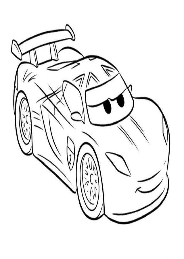 imagen para colorear de jeff