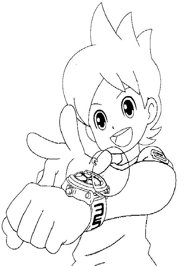Nathan tiene 11 años y muchos amigos. Un día se encuentra una extraña máquina en el bosque, libera a Whisper y descubre a los Yo-Kai. Su misión ahora es coleccionarlos, porque cuantos más Yo-Kai amistosos tenga Nathan de su lado, más sencillo será que todo el mundo: su familia, sus amigos del cole y todo el pueblo.