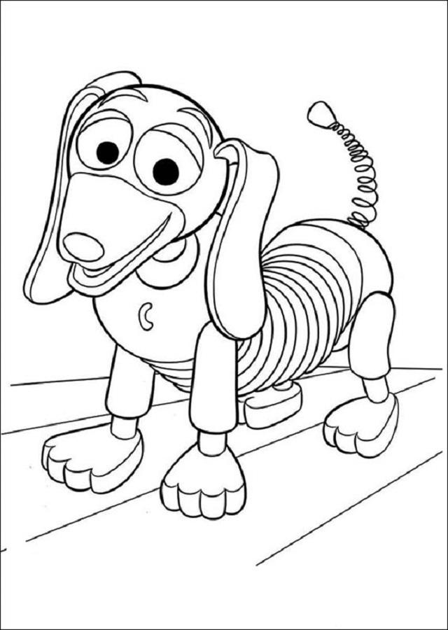 Dibujos Para Colorear Toy Story Dibujos Para Colorear