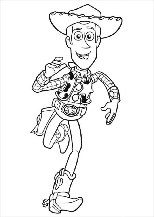 💠Dibujos para colorear Toy Story - Dibujos para colorear