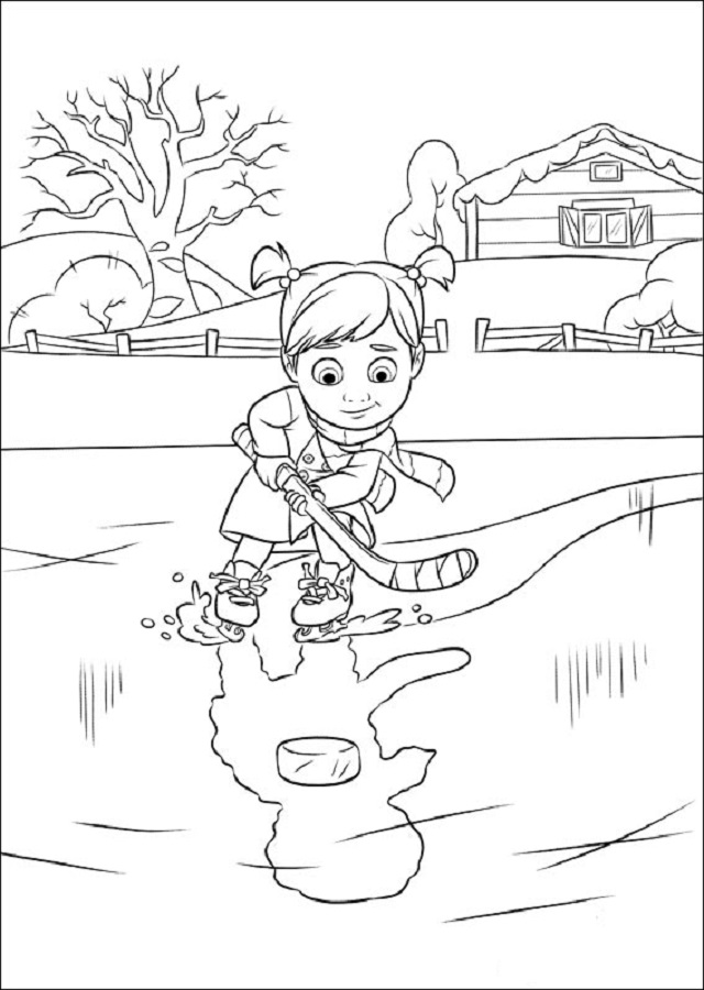 Inside Out Del Reves Dibujos Para Colorear