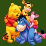 Dibujos para pintar Winnie The Pooh