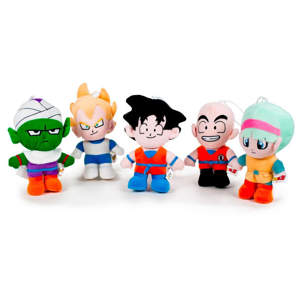 ✅Comprar Peluche Dragon Ball Z 30cm surtido - Dibujos para colorear