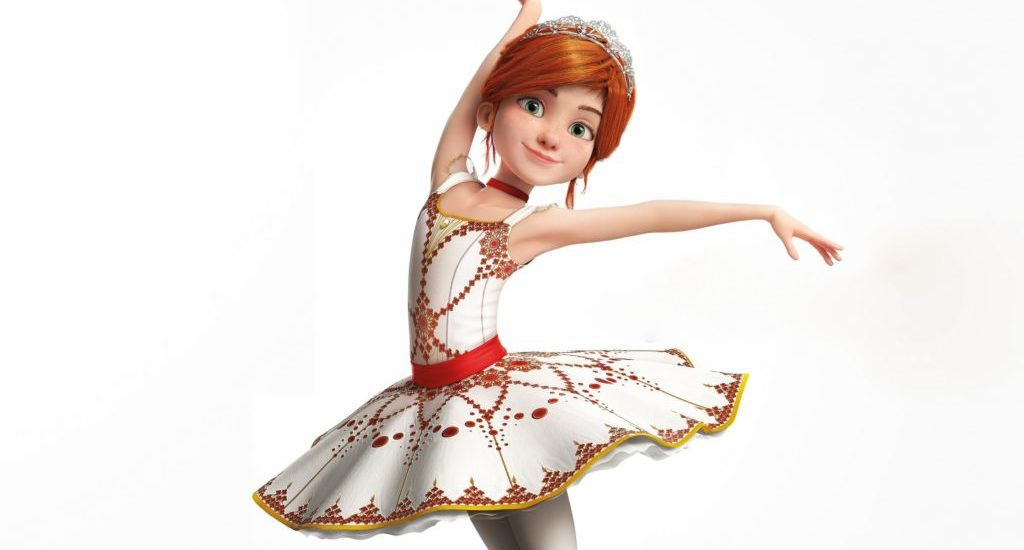 imagen ballerina