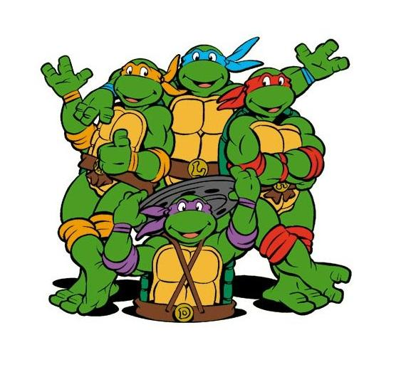 Tortugas Ninja Para Colorear Dibujosparacolorear Eu