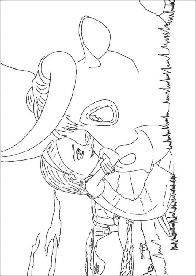 Dibujos Para Colorear Ferdinand Dibujos Para Colorear