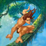 Dibujos para colorear Tarzan