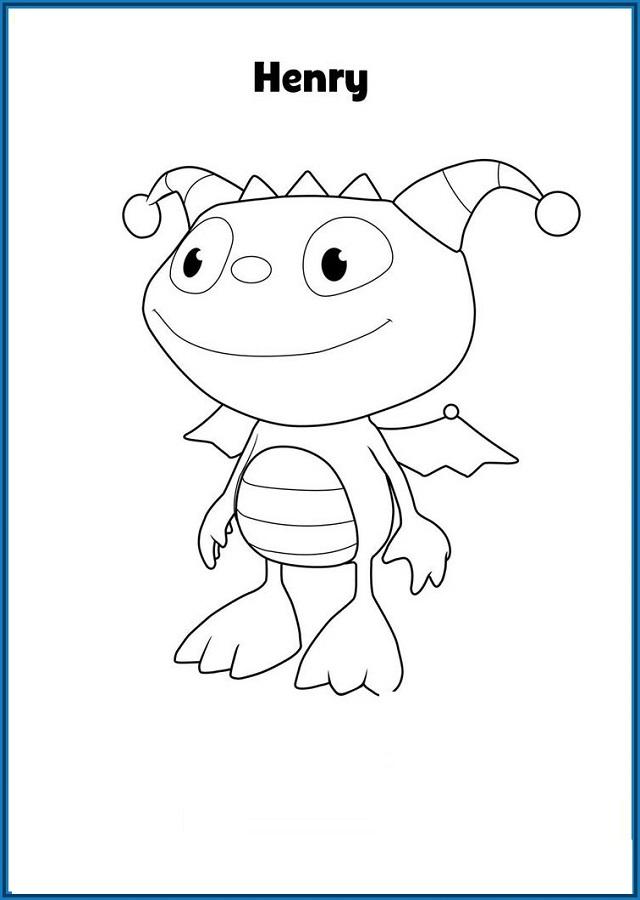 dibujos-para-pintar-de-niños-de-disney - Dibujos para colorear