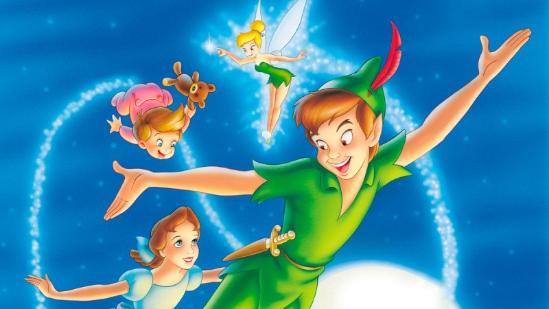 Dibujos Animados De Disney Para Colorear Peter Pan Peter: Dibujos Para Colorear Peter Pan