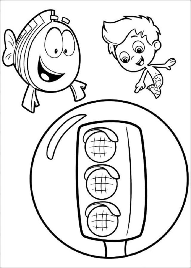 El Sr. Grouper es el mejor profesor del mundo. Es amable, divertido, y está lleno de información. Él siempre respeta la inteligencia de los guppies animando sus curiosidades y alimentando su imaginación. El Sr. Grouper ve cada día como una oportunidad para el descubrimiento. Sabe como ser divertido y jugar junto con los guppies, uniéndose en su juego durante la clase y al salir afuera.