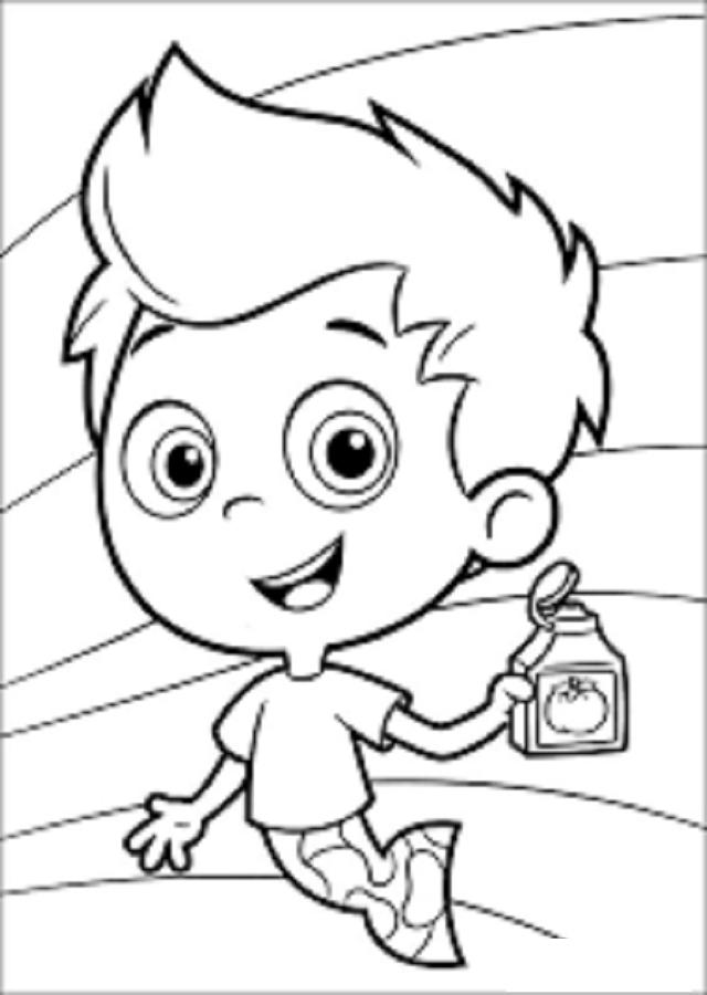 Gil es el revoltoso co-anfitrión del show. Su energía e insaciable curiosidad es infecciosa, así que es la persona indicada para alentar a otros a unirse a sus aventuras, y puedes estar seguro que hará alguna payasada de preescolar en el camino.