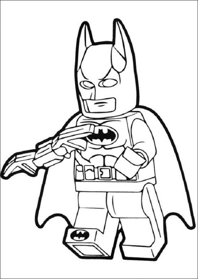 Excelente Libro Para Colorear De Lego Gratis Friso - Dibujos Para ...