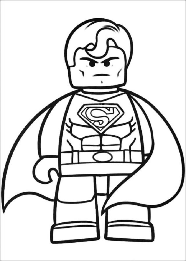 💠Dibujos para colorear Lego - Dibujos para colorear