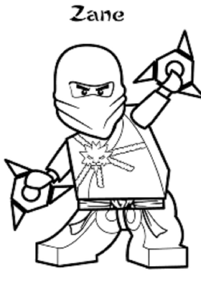 Zane es el ninja del hielo. Famoso en su pueblo porque podía permanecer sentado en el fondo de un lago helado durante horas. Se siente distinto de sus compañeros y descubrirá que lo es… ¡más de lo que se imagina!