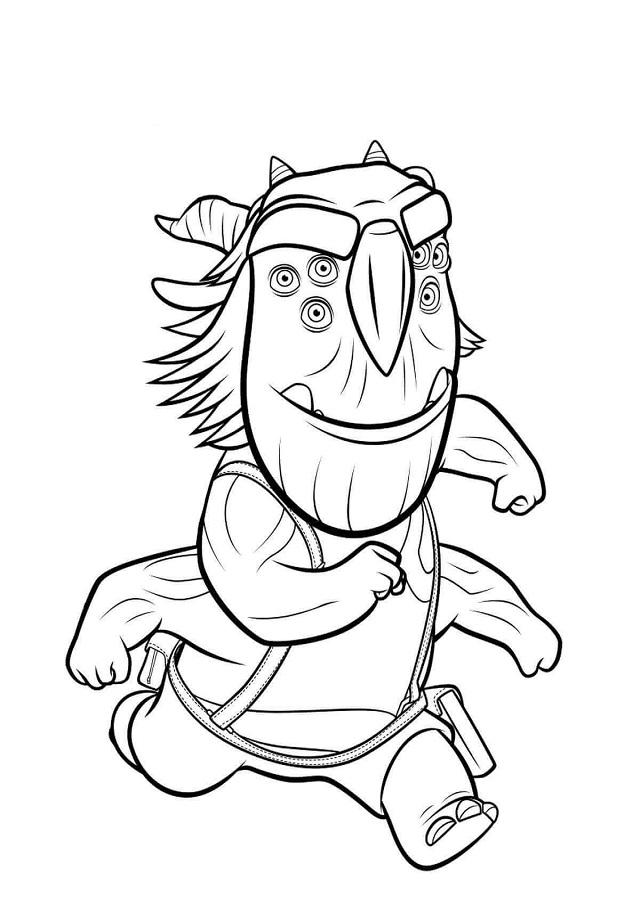 Trollhunters-Blinky-Cazadores-de-Trolls-dibujos-para-colorear ...