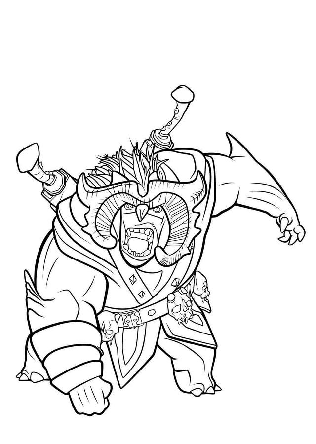 Trollhunters-cazadores-de-trols-dibujos-para-colorear-e-imprimir ...