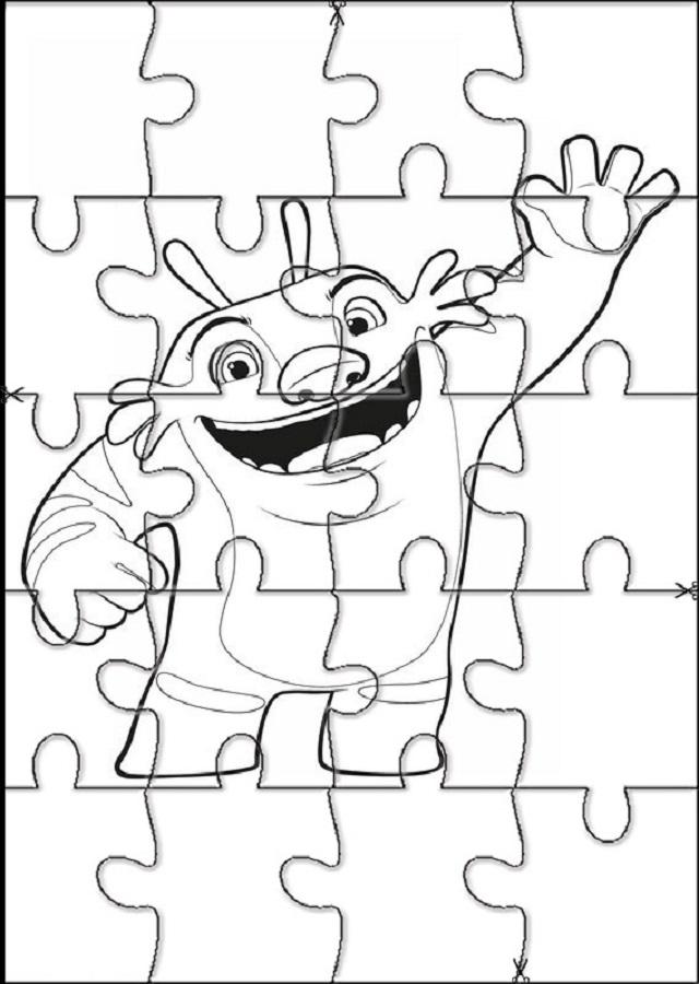 Gobble es una marmota que adora su jardín, plantar semillas y tambi´çen ayudar a los demás, especialmente a Tack con sus inventos.