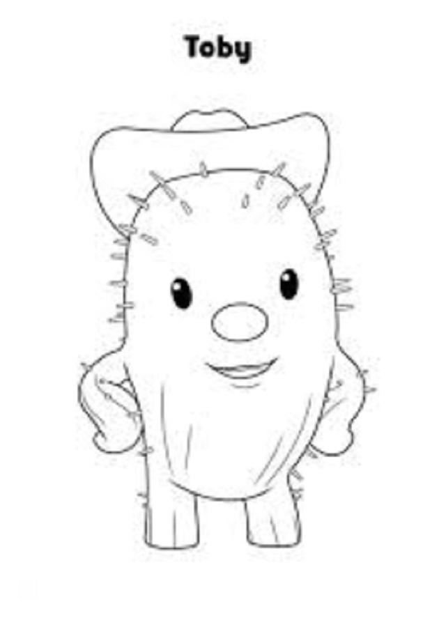 Sheriff Callies Wild West Dibujos Para Colorear