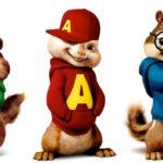 Dibujos Alvin y las Ardillas