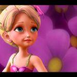 Dibujos Barbie Pulgarcita