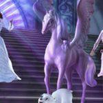 Dibujos Barbie y la magia de Pegaso